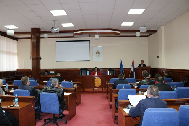 The seventh meeting of Economic Council of the municipality of Mrkonjic Grad